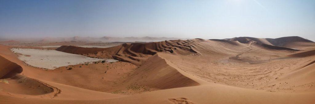 cordons de dunes Namib