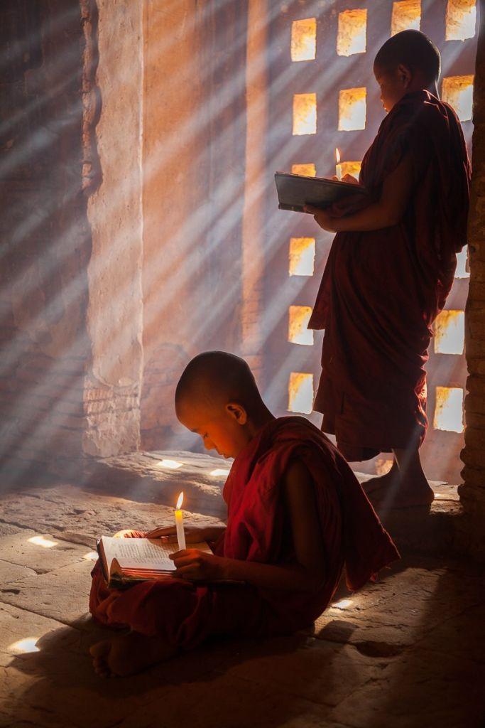 Lac Inle, photo prise lors de ce voyage photo en Birmanie