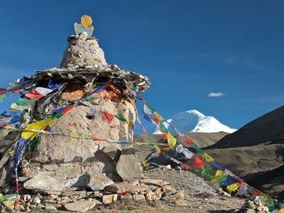 Mustang secret et ascension du Gaugiri, 6100m