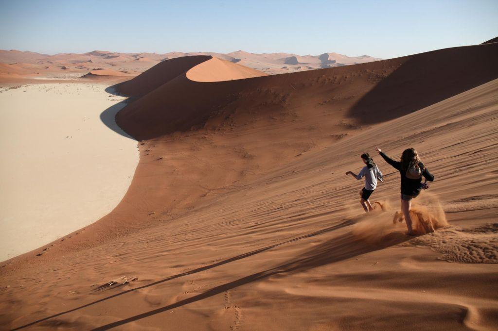 Petits Princes en Namibie
