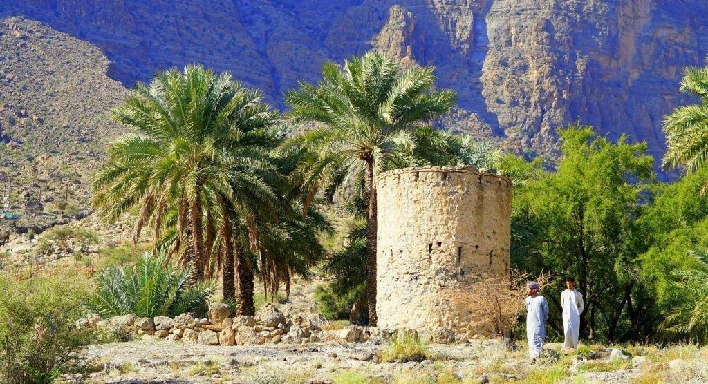 Oman, Parfums d'Arabie heureuse