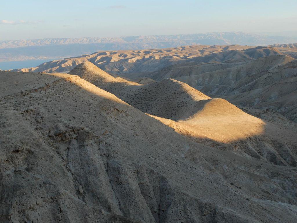 Sur le sentier d'Abraham