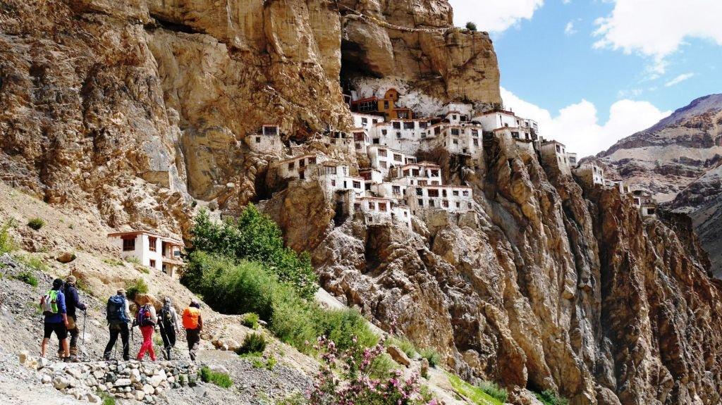 monastère de Phuktal