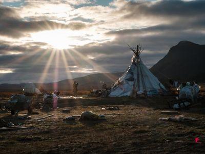 Immersion chez les nomades de Sibérie
