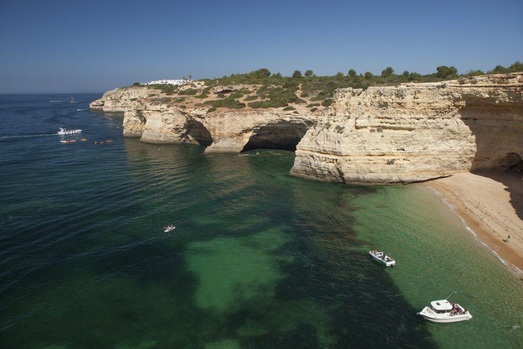 Benagil Algarve Portugal