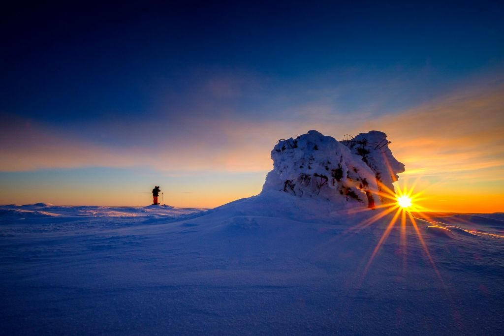 Voyage photo en Laponie pour les aurores boréales