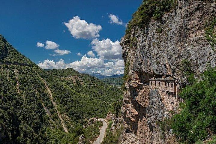 Montagnes authentiques de l'Epire, randonnée entre nature et villages