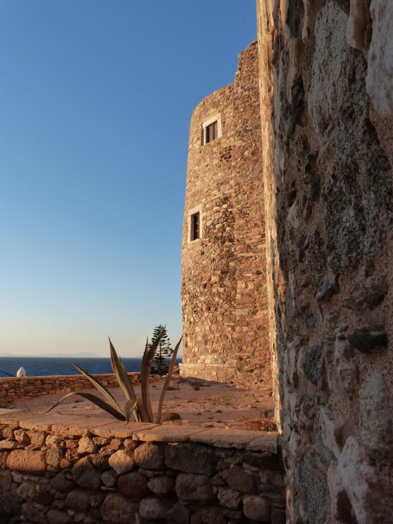 Odyssée en famille à Naxos